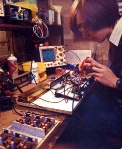 Session Engineer